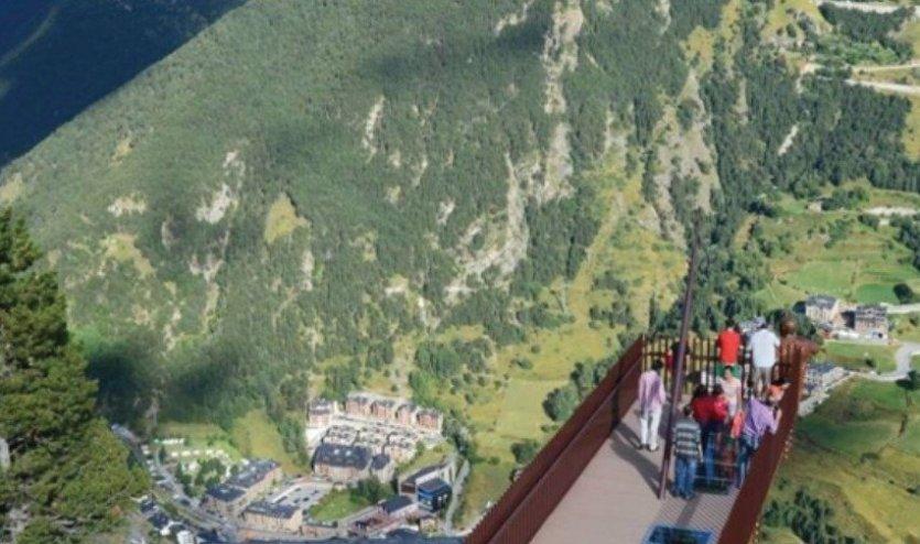 Belvédère du Roc del Quer - © Andorra Turisme