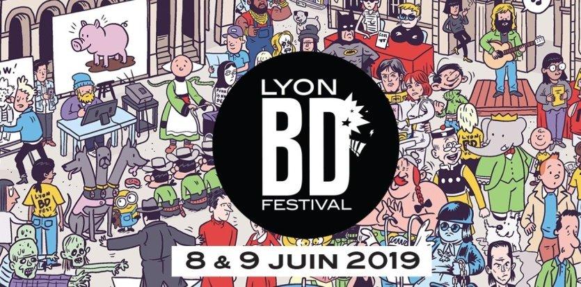 - © Lyon BD 2019