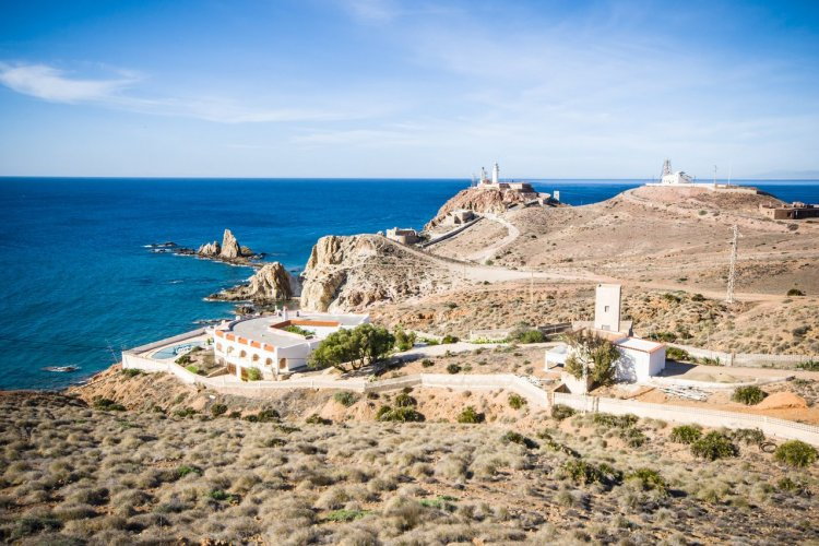 Cabo de Gata, Espagne - © Pabkov - Shutterstock.com