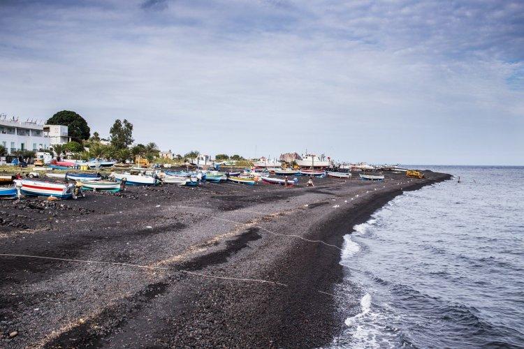 La plage de Stromboli - © Funkyfrogstock - Shutterstock.com