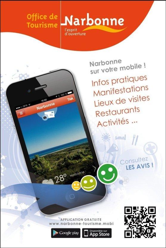 - © Office de Tourisme de Narbonne