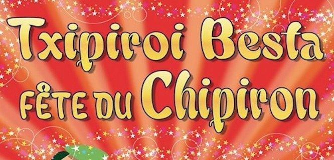 Détail de l'affiche 2019 - © Fête du Chipiron à Hendaye
