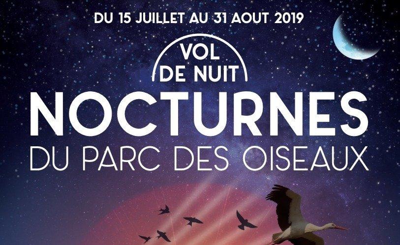 - © Nocturnes au Parc des Oiseaux
