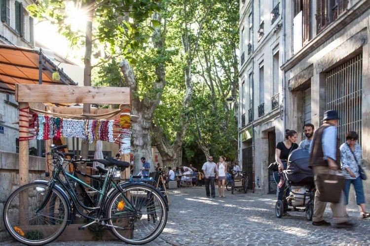 La rue des Teinturiers - © Empreinte d'Ailleurs