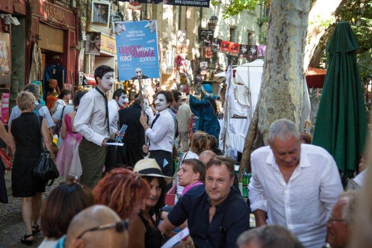 Festival d'Avignon - © Empreinte d'Ailleurs