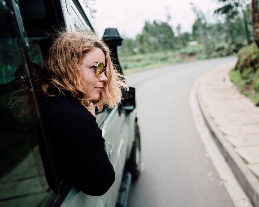 Kim, instagrameuse de voyage - © Kim Leuenberger