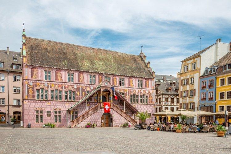 Hôtel de ville de Mulhouse - © Pierre Violet - Adobe stock