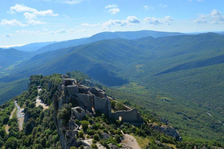 Le château de Montségur - © Photo Elite - stock.adobe.com