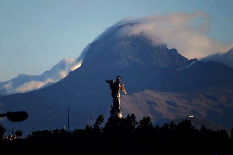 Vierge de Panecillo - © Quito Turismo