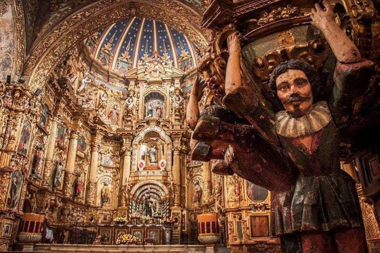 Église de San Francisco - © Quito Turismo