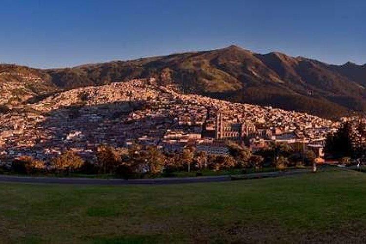 Photo des alentours - © Quito Turismo