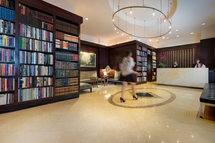 Library Hotel, New York, USA - © Library Hotel by Library Hotel Collection