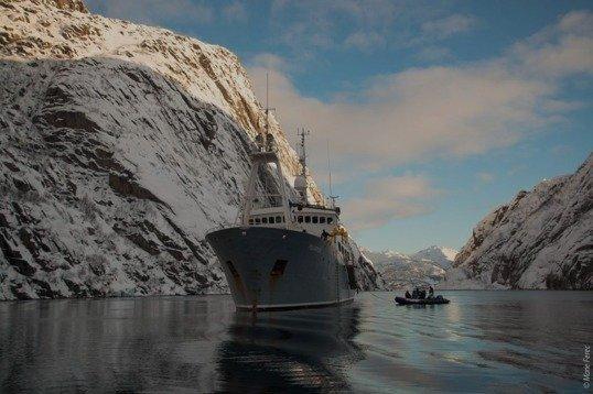 Le Polar Front - © Marie Ferec
