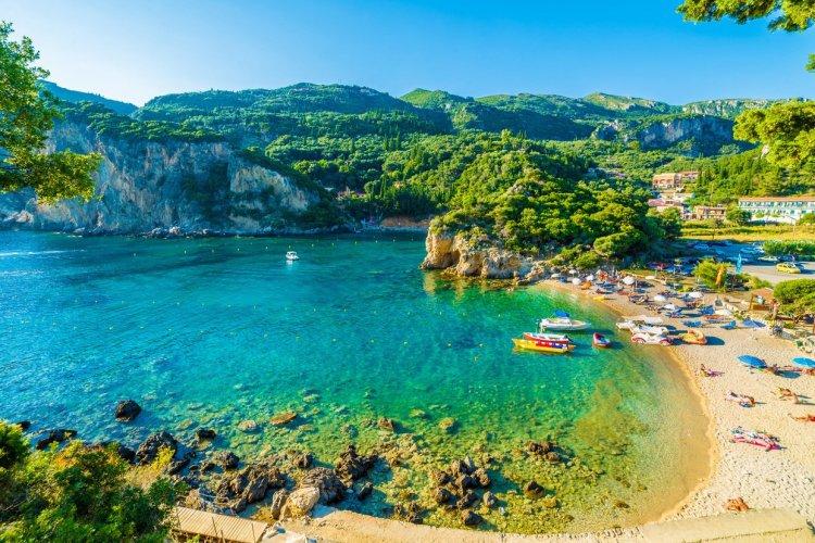 Paleokastritsa, île de Corfou - © Balate Dorin - Adobe Stock