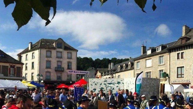 - © Syndicat Interprofessionnel Régional du Bleu d'Auvergne