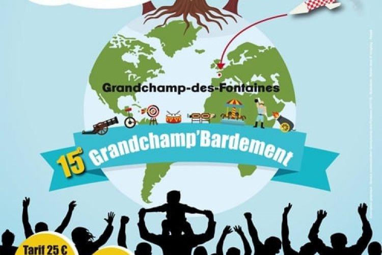 Affiche 15e Grandchamp'Bardement
