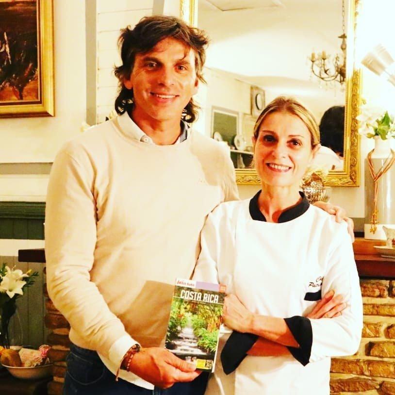 Chef Patricia Richer, Laurent Boschero - © Laurent BOSCHERO
