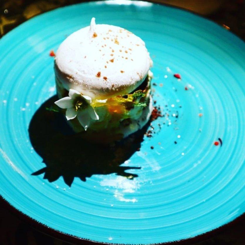 Le Magnifique - Restaurant la Terrasse Costa Rica - © Laurent BOSCHERO