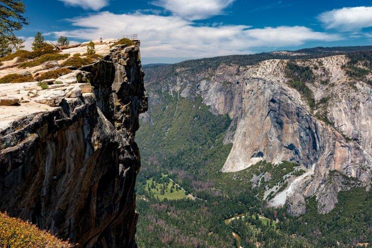 Taft Point - © John - stock.adobe.com