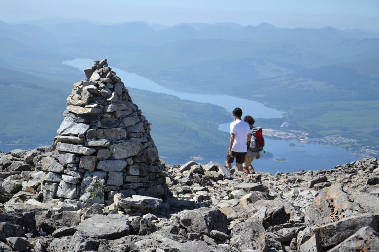 Au sommet du Ben Nevis - © josefkubes - stock.adobe.com