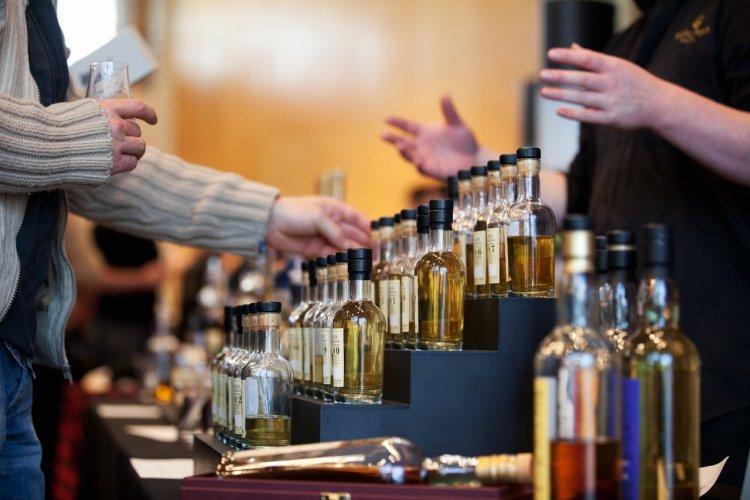 Dégustation de whisky - © Kurt Drubbel