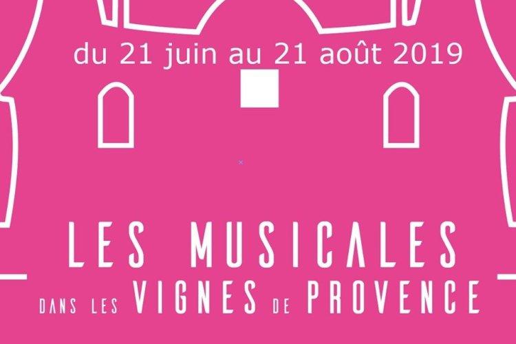 - © Les Musicales dans les Vignes