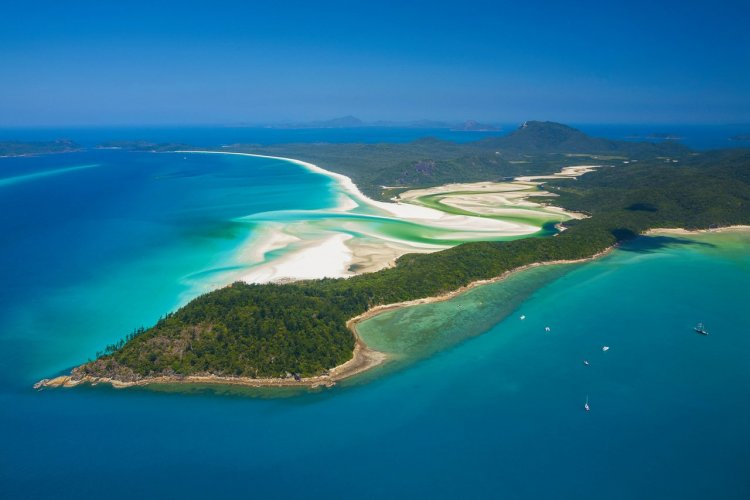 L'archipel des Whitsundays - © Shanenk - iStockphoto