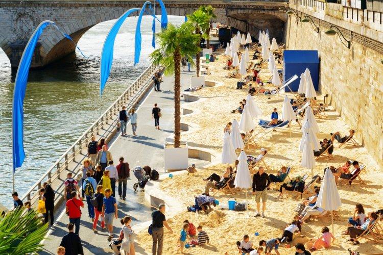 Paris plage - © Efired - shutterstock.com