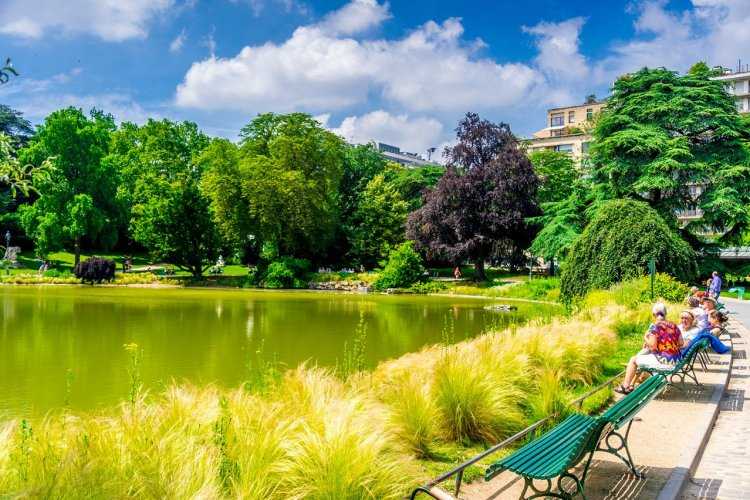 Le parc Montsouris - © samanthainalaohlsen - Shutterstock.com