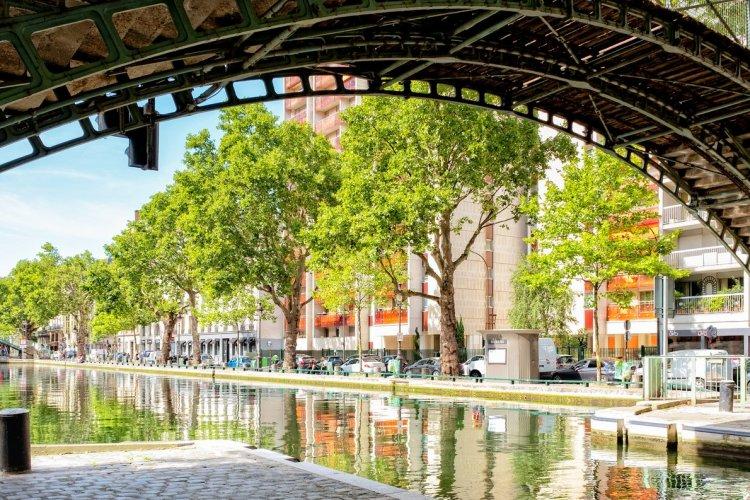 Le canal Saint-Martin - © Agnieszka Gaul - Shutterstock.com