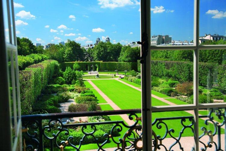 Le jardin du musée Rodin - © Sylvain Sonnet