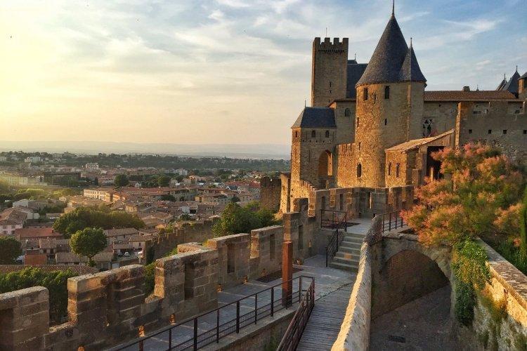 La Bastide Saint-Louis, Carcassonne - © Yann Even