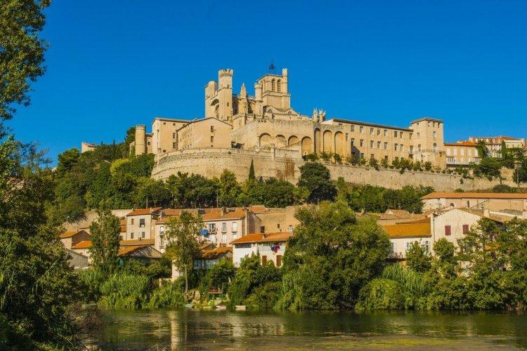 Béziers, la cathédrale Saint-Nazaire - © Karl Thomas