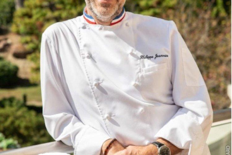 Philippe Joannes - © Festival Les Cuisines du Sud
