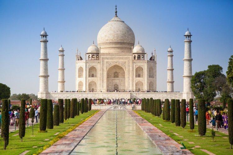Le Taj Mahal - © Instants- iStockphoto