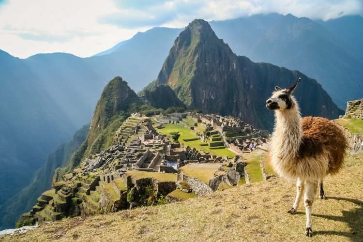 Les ruines incas du Machu Picchu - © pawopa3336