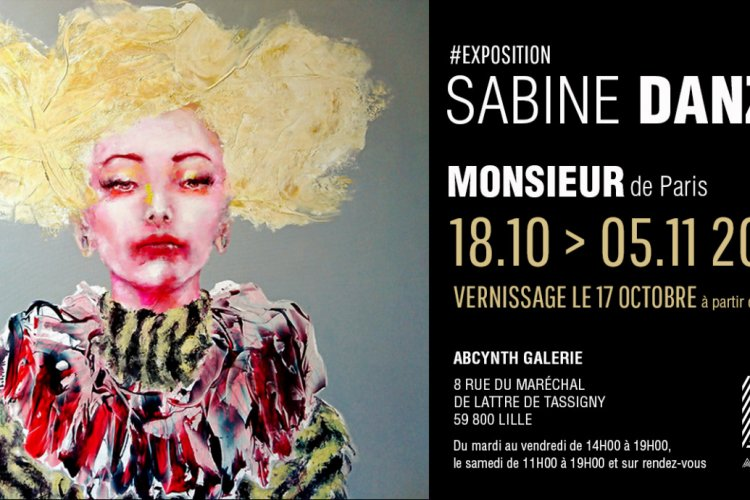 Sabine Danzé / Abcynth Galerie