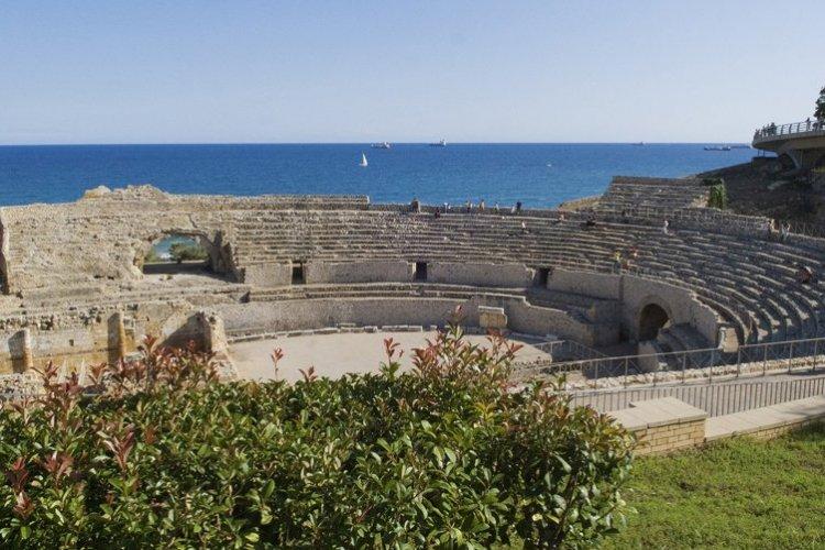 Tarragona. Anfiteatro romano - © Alberich Fotògrafs