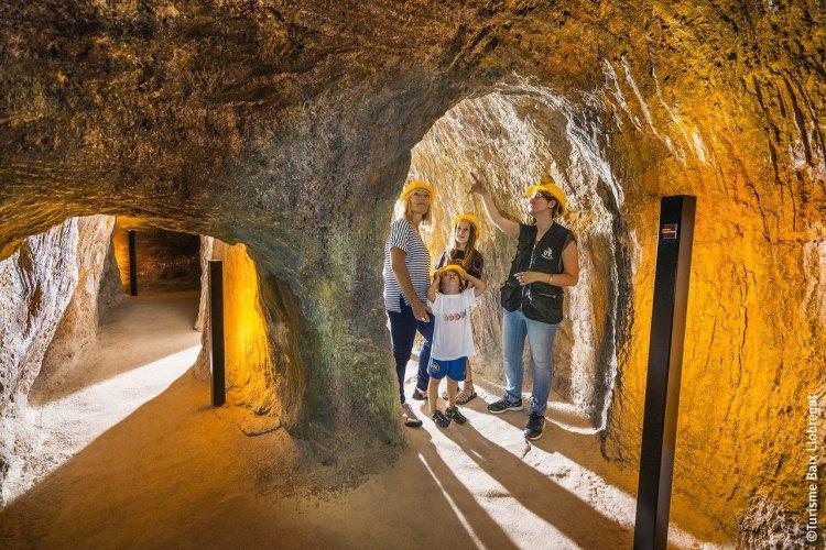 Parc archéologique Mines de Gavà - © Turisme Baix Llobregat