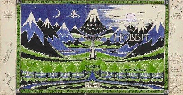 - © The Tolkien Estate Ltd 1937, 1992