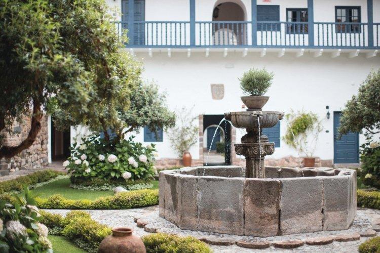 Belmond Palacio Nazarenas - © DR