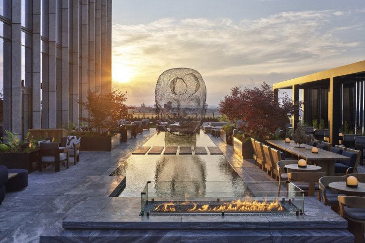 Equinox Hotel Hudson Yards - © DR
