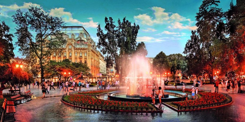 - © 2014 DEPARTMENT OF CULTURE AND TOURISM OF ODESA CITY COUNCIL