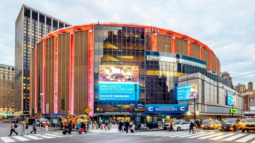 Madison Square Garden - © DR