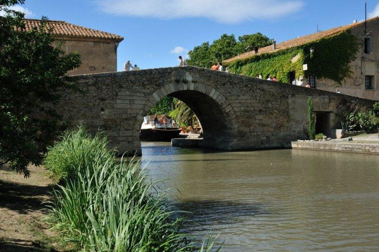 Le Somail - Canal du Midi - © J.Belondrade