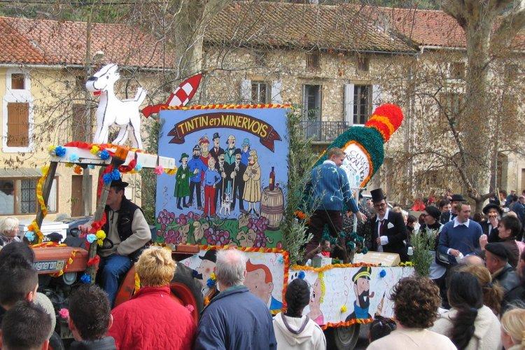 Carnaval de Bize Minervois - © L. Coste-Sarguet