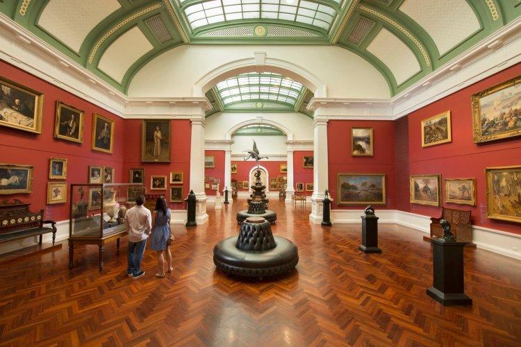 Art Gallery, Adelaide - © SATC