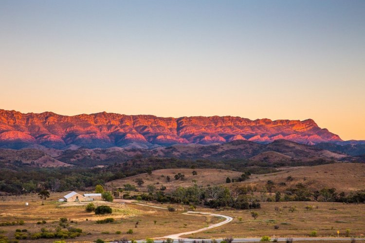Parc national des Flinders Ranges - © South Australian Tourism Commission