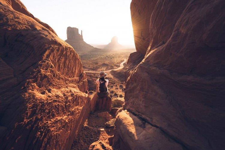 Randonnée Monument Valley - © Authentik USA & Best Jobers