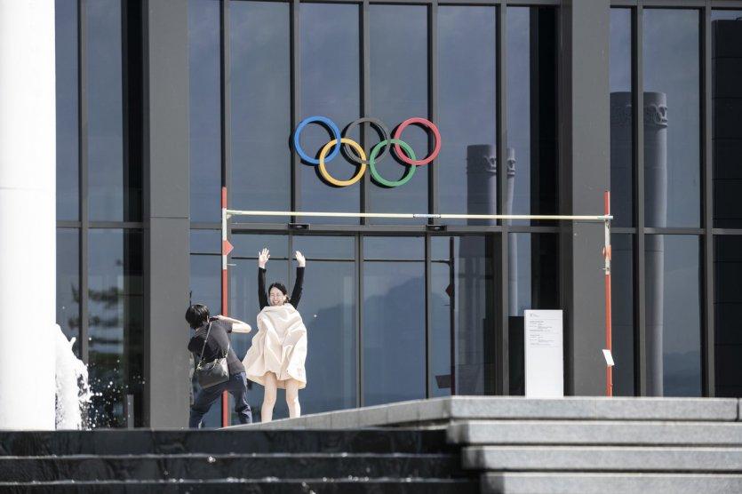 Entrée du Musée - © Musée Olympique Lausanne